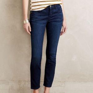 Anthro Pilcro & The Letterpress Stet Jeans